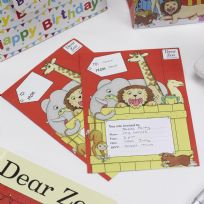 Dear Zoo Invitations (10)